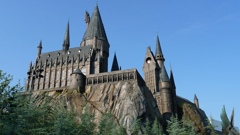 The Wizarding World of Harry Potter,